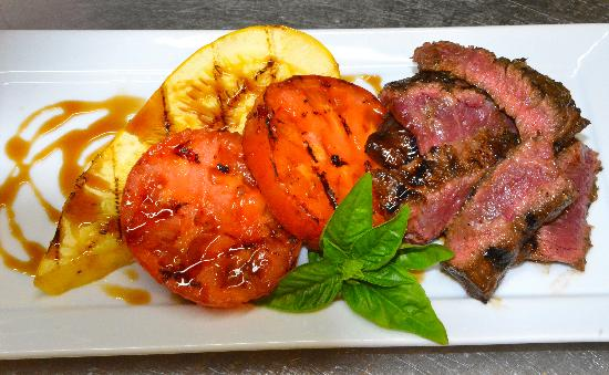 Barracuda Grill : skirt steak app