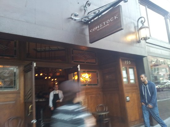 Photo of Bar Comstock Saloon at 155 Columbus Ave, San Francisco, CA 94133, United States