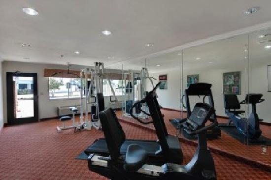 BEST WESTERN Garden Inn : Fitness Center on site