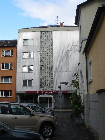 City Hotel Mercator: The Hotel