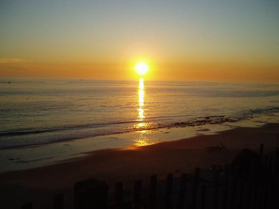 Sunset Picture Of Crystal Cove Beach Cottages Newport