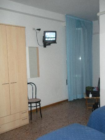 Hotel New Primula: Stanza veduta 2
