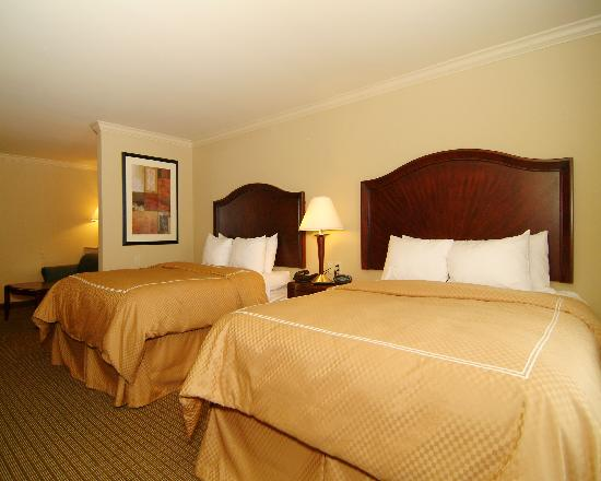 Comfort Suites: Suite with 2 Queen Size Beds