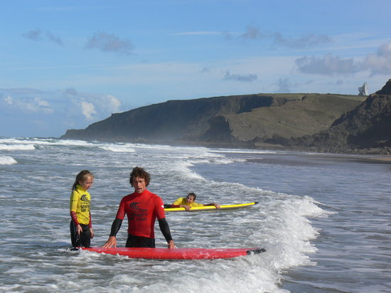 Sandymouth Surf School