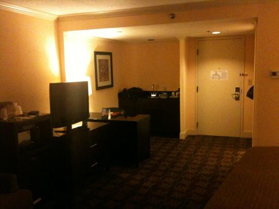 Holiday Inn Tewksbury Andover: suite