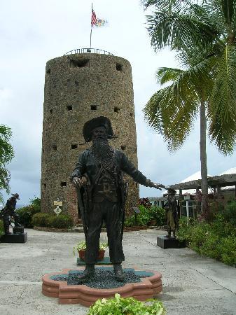 Blackbeard's Castle: Blackbeards Castle in St. Thomas