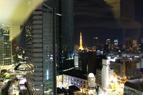 Mitsui Garden Hotel Ginza Premier: Vue du 16ème étage