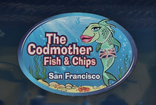 The Codmother Fish & Chips : Best Cheap Fish & Chips
