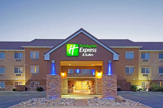 ‪‪Holiday Inn Express Hotel & Suites Sandy‬: Welcome‬