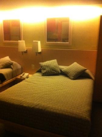 City Express EBC Reforma: habitación