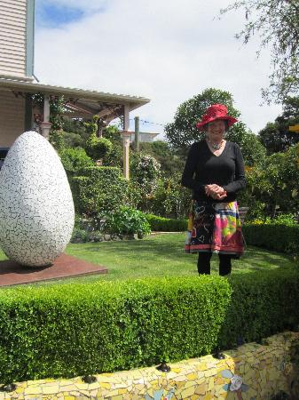 Akaroa, New Zealand: josie