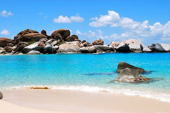 Virgin Gorda: Devil's Bay
