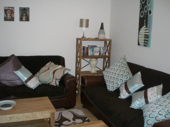 Langhill Holiday Cottages : Lounge in Richmond Cottage