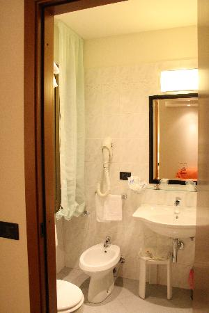 Hotel Bixio : Bagno