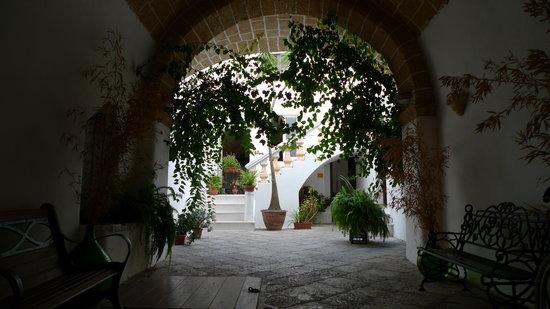Residence Kale: Entrance