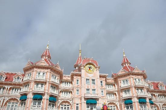 Parque Disneylandia: DisneyLand