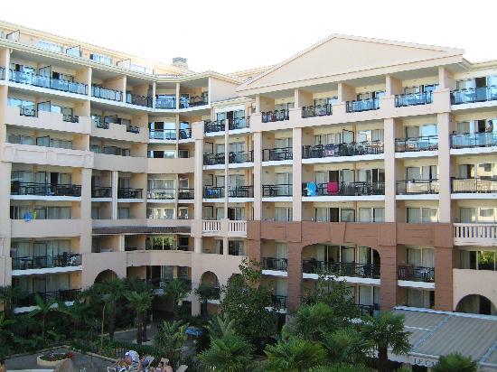 Pierre & Vacances Residenz Cannes Beach: l,Hotel