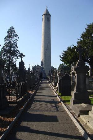 Glasnevin Cemetery Museum: O'Connell monument
