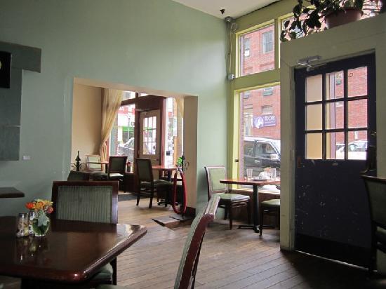 Green Light Cafe: Inside of Cafe