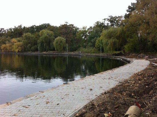 Olimp, resort community: lacul neptun in plina reamenajeare!!