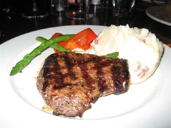 The Keg Steakhouse + Bar Mansion: My sirloin steak