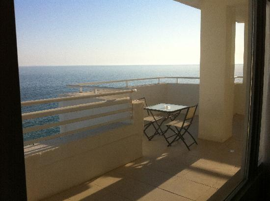 Holiday Inn Algarve - Armacao de Pera: view from room 600