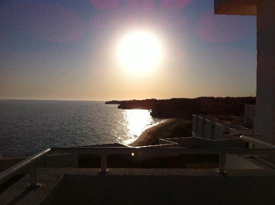 Holiday Inn Algarve - Armacao de Pera: veiw
