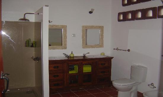 Quinta do Scoto : Dove Cote bathroom