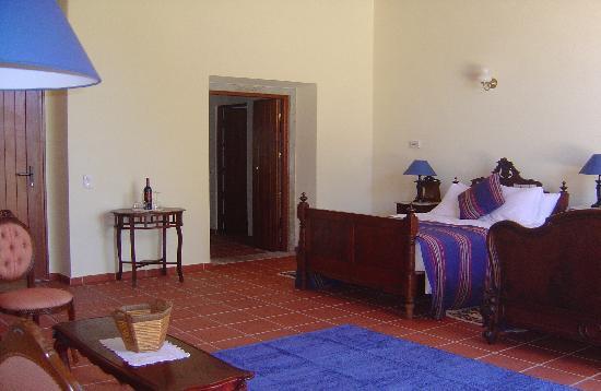 Quinta do Scoto : Marquis de Pombal Suite