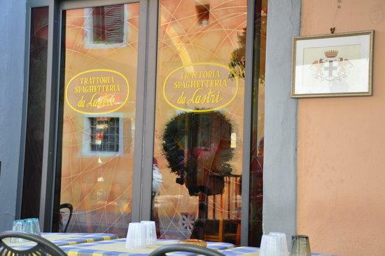 Trattoria Spaghetteria Da Lastri