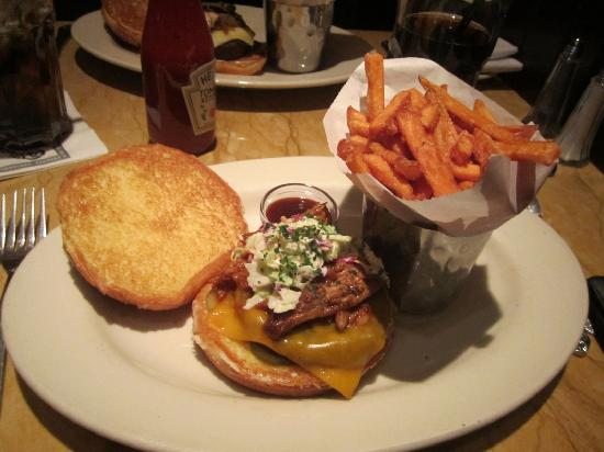 The Cheesecake Factory Memphis Burger Best Ever