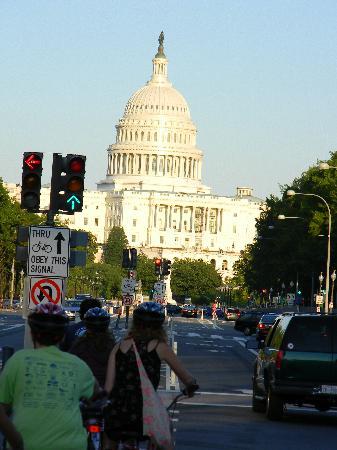 Capital City Bike Tours: A ride down America's Main Street