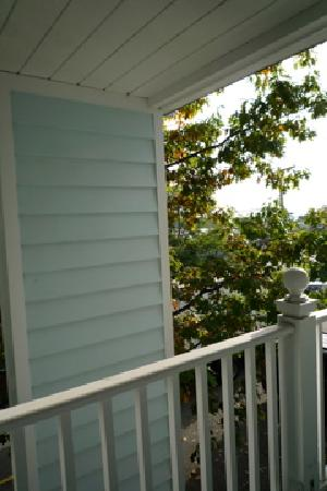 "Days Inn Bar Harbor/Frenchman's Bay: our ""Ocean View"""