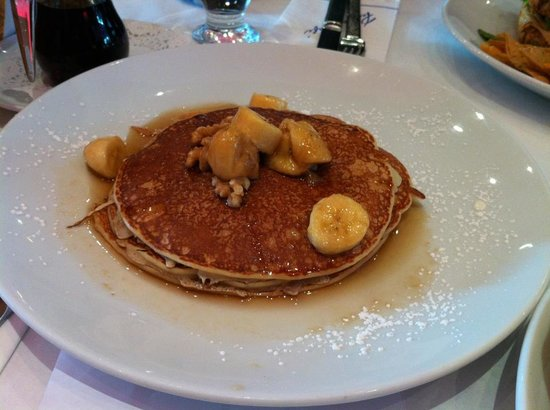 Peacock Cafe: Pancakes