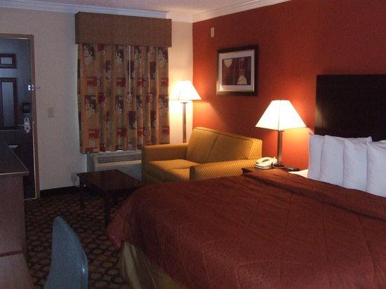 Econo Lodge Richmond Hill: King Room