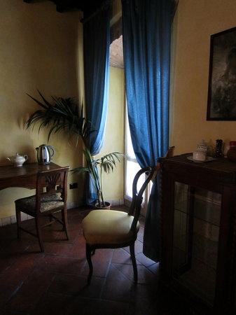 L'Angolo del Poeta: room