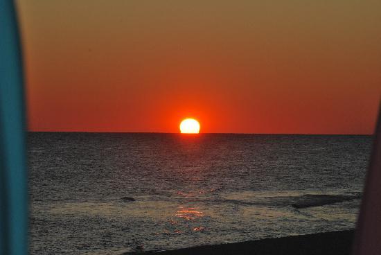 Pompano Joe's : A November sunset