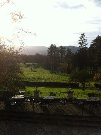 Ravenstone Lodge Hotel: view from the room