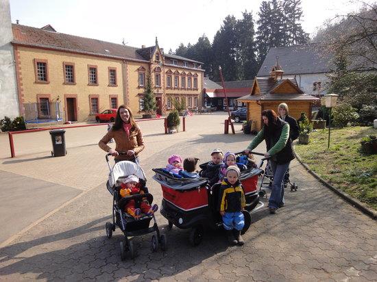 Losheim am See, เยอรมนี: Ausflugsziel Kindergarten