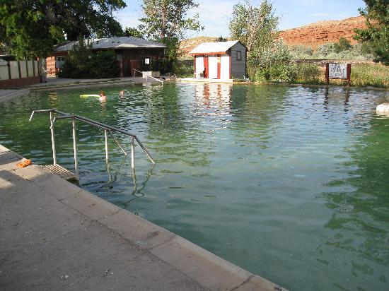 Hot Springs Picture Of Fountain Of Youth Rv Park Thermopolis Tripadvisor