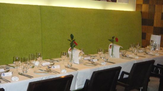 Arora Hotel Gatwick / Crawley: Gallucci Restaurant.
