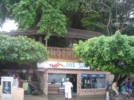 El Galleon Beach Resort & Hotel: Dive shop