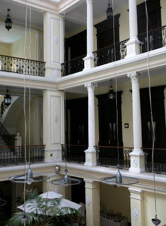 Piedra de Agua Hotel Boutique : Inside the hotel