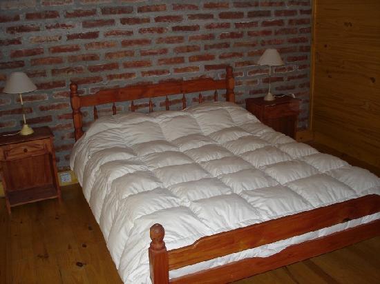 Cabanas Luna de Ayelen: Dormitorio principal