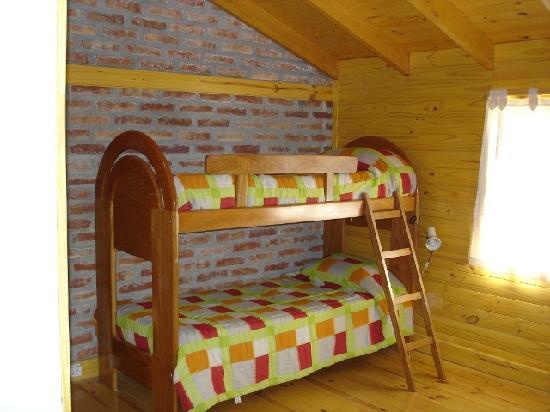 Cabanas Luna de Ayelen: Segundo dormitorio