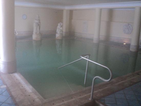 Hotel Punta del Sole: piscina termale accogliente