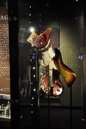 Museum of Pop Culture: Jimmy's!
