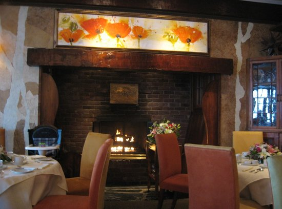 Manoir Hovey: Restaurant