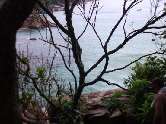 Praia do Cachadaco: Cachadaço