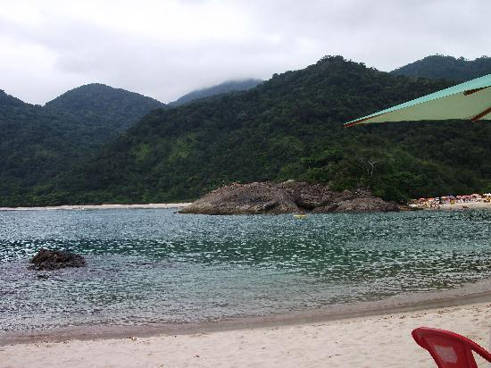 Praia do Cachadaco: Cachadaço desde Trinidade